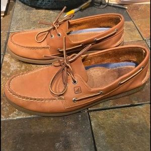 Men's Sperry Top Siders SZ 12 Barely Worn